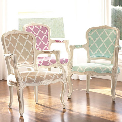 Eclectic Accent Chairs by PBteen