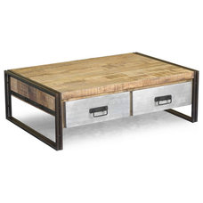 Eclectic Coffee Tables by Timbergirl