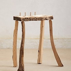 Richard Keal - Peg-Backed Bench - *By Richard Keal