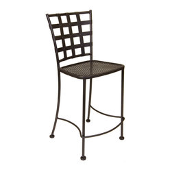 Bistro Casa Bar Stool - Available in counter stool option