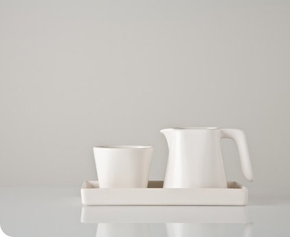 Contemporary Sugar Bowls And Creamers by Gretel Home