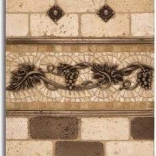 Mediterranean Tile by Linda Paul