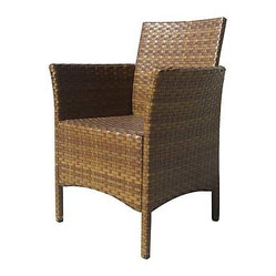 Panama Jack St. Barths Lounge Chair with Cushion