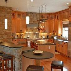 Contemporary  by Contractor Design Services