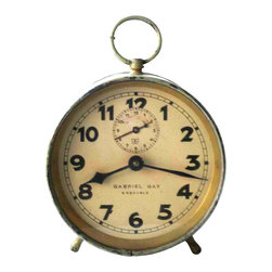 Alarm Clock - Simple alarm clock from france early 20th.