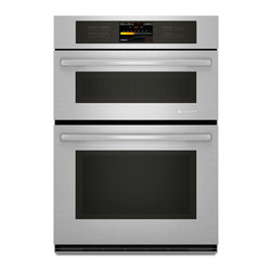 "Jenn-Air 30"" Combination Oven, Stainless/blk 