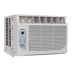 Garrison - Garrison 6,000 BTU 115 Volt Window Mount Air Conditioner - Mode Selection:
