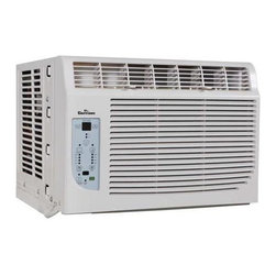 Garrison - Garrison 6,000 BTU 115 Volt Window Mount Air Conditioner - Mode Selection: