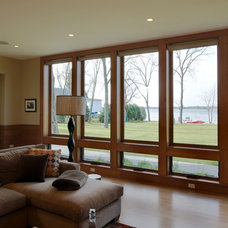 traditional windows by Windsor Windows & Doors