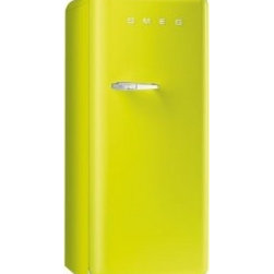 50s Retro Style Aesthetic Refrigerator, Lime Green - I've seen these gorgeous Smeg refrigerators around, but I've never seen the lime green one. I would snatch this up in a heartbeat.