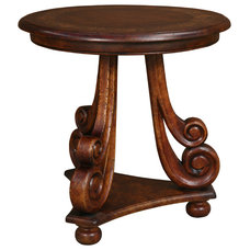 Traditional Side Tables And Accent Tables by Masins Furniture