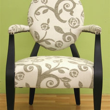 Traditional Living Room Chairs by Dexter Sykes