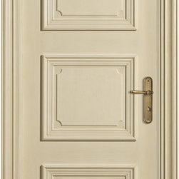 Traditional Italian Designer Interior Doors by Le Porte di Barausse - evaa