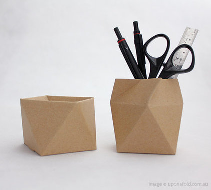 modern desk accessories by upon a fold