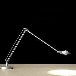 Luceplan - Luceplan | Berenice LED Table Lamp - Design by Alberto Media and Paolo Rizzatto, 2007.
