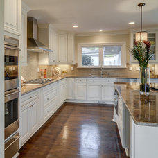 Traditional Kitchen Cabinetry by ProCraft Cabinetry