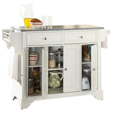 Contemporary Kitchen Islands And Kitchen Carts by Shop Chimney