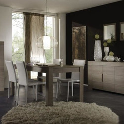 Modern Sideboard EOS Oak - $779.00 - Modern Sideboard EOS Oak. Designed and manufactured in Italy by LC Mobili.