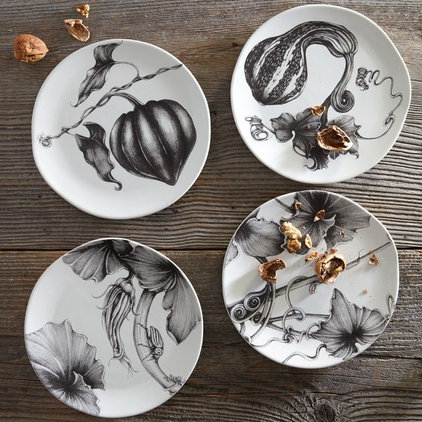 contemporary plates by West Elm