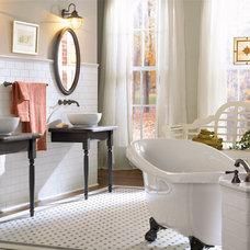 Traditional Bathroom Sinks by Moen