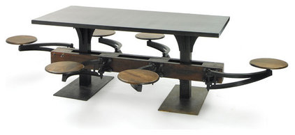 Contemporary Dining Tables by GablesFurniture.com