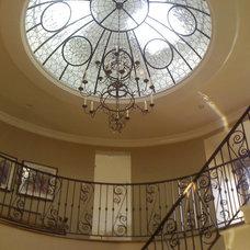 Traditional Skylights by Solarium Design Group Ltd.