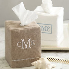 Modern Tissue Box Holders by Pottery Barn
