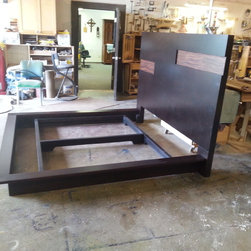 Platform Bed for Swiss Sleep System (Attached to existing headboard) -