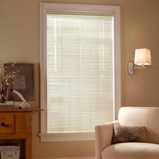 Contemporary Window Blinds by BlindSaver.com