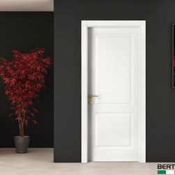 ITALIAN DOORS VENEZIA IN SAN DIEGO - Eight wood types, 40 color options, 18 classic and 56 pantographed models, full-leaf or modular with glass, in 16 BP colors and 210 RAL colors: Venezia offers the utmost in variety and possible combinations for a wood or lacquered classic style door.