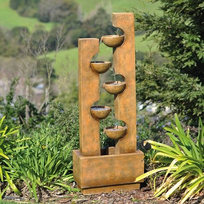 Eclectic Outdoor Fountains And Ponds by Hayneedle