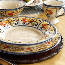 Traditional Plates by Horchow