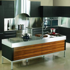 Contemporary Kitchen by Neff of Fort Lauderdale