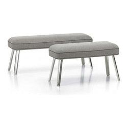 Vitra - Repos Panchina - Large Bench   Vitra - Design by Antonio Citterio, 2011.