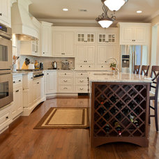 Traditional Kitchen by Selective Kitchen Design LLC