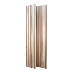 """Wine Cellar Innovations - Filler Material (1) 6 X 72 for Wine Rack Designer Series in Premium Redwood, Lig - Utilize matching filler panel material to fill in gaps in your wine cellar.This filler material kit contains 1 piece that is 6"""" Wide x 11/16"""" Thick x 72"""" High."""