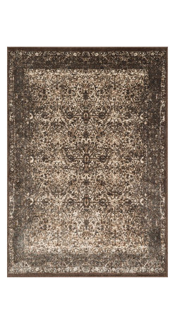 """Loloi Rugs - Loloi Rugs Elton Collection - Bronze / Slate, 2'-3"""" x 3'-9"""" - Designed to look like a modern version of yesterday's classics, the Elton Collection features intentionally distressed pattern that matches well with contemporary to transitional spaces. Elton is power loomed in Egypt of polypropylene and polyester for great durability and easy maintenance. Available in six sizes including a runner and a scatter."""