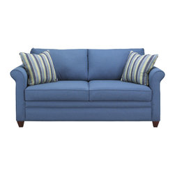 Savvy - Denver Full Sleeper by Savvy, Ranger Twill Blue - The Denver Full is available on sale in two colors.
