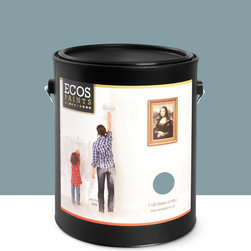 Imperial Paints - Exterior Semi-Gloss Paint, Sweet Melody - Overview:
