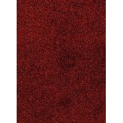 "Surya - Plush Heaven Hallway Runner 2'3""x8' Runner Rust Red Area Rug - The Heaven area rug Collection offers an affordable assortment of Plush stylings. Heaven features a blend of natural Rust Red color. Handmade of 100% Polyester the Heaven Collection is an intriguing compliment to any decor."