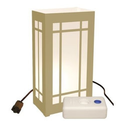 Lumabase Electric Gold Luminaria Kit with LumaBases - Set of 10 - Greet your guests with a 10-carat welcome with the Lumabase Electric Gold Luminaria Kit with LumaBases - Set of 10.Complete kit includes: 10 weather-resistant fold-up plastic lanterns, 10 anchor stakes, one 30-ft. UL-listed electric cord with end-to-end connectors, 10 clear C7 5-Watt bulbs.About JH SpecialtiesFounded in 1989, JH Specialties originated when the company's entrepreneurs sought to redesign a bulky and messy celebration staple. Today, JH Specialties offers unique decorative Luminarias and accessories for special and seasonal occasions to event planners, neighborhoods, fundraising organizations, and retail stores. Since special occasions shouldn't be hard to plan, JH Specialties offer top-of-the-line products for unique events at a competitive price and a great value. The title of Leader in Luminarias comes from their commitment to quality and customer service.