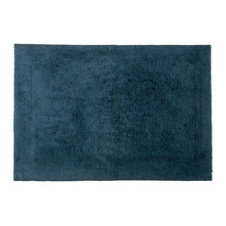 Jovi Home - Gracious Cotton Bath Mat - Incorporate soft, absorbent texture into your contemporary bathroom decor with this Jovi Home bath mat. Available in a range of colors to suit bathroom styling, this plush rug is made of 100 perfect chenille cotton.