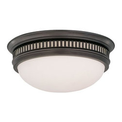 """Hudson Valley Lighting - Hudson Valley Lighting 6715 Three Light Ceiling Fixture Newport Collect - *Newport Collection 3 Light Ceiling Fixture 15 3/4"""" D x 7 5/8"""" H 3-60w Medium Base (Not Included)"""
