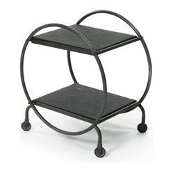 Hoop Side Table