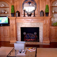 Traditional Fireplaces by Southern Hearth & Patio