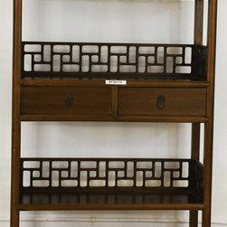 Oriental Bookcase - Oriental Bookcase