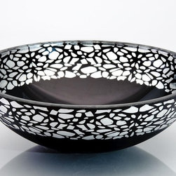 """MaestroBath - Crystal Wash Basin 