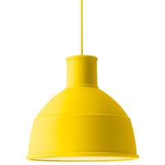 modern pendant lighting by A+R