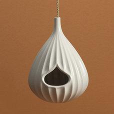 Modern Birdhouses by Jonathan Adler