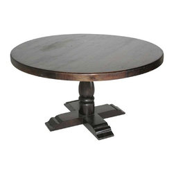 """MOTI Furniture - Joy Round 48"""" Dining Table - 14002002 - Joy Collection 48"""" Dining Table"""
